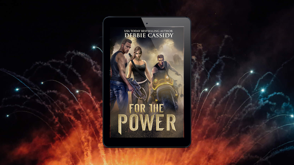 FOR THE POWER TEASER3