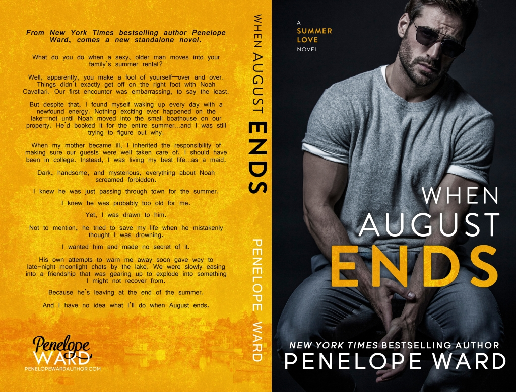 Full Jacket When August Ends