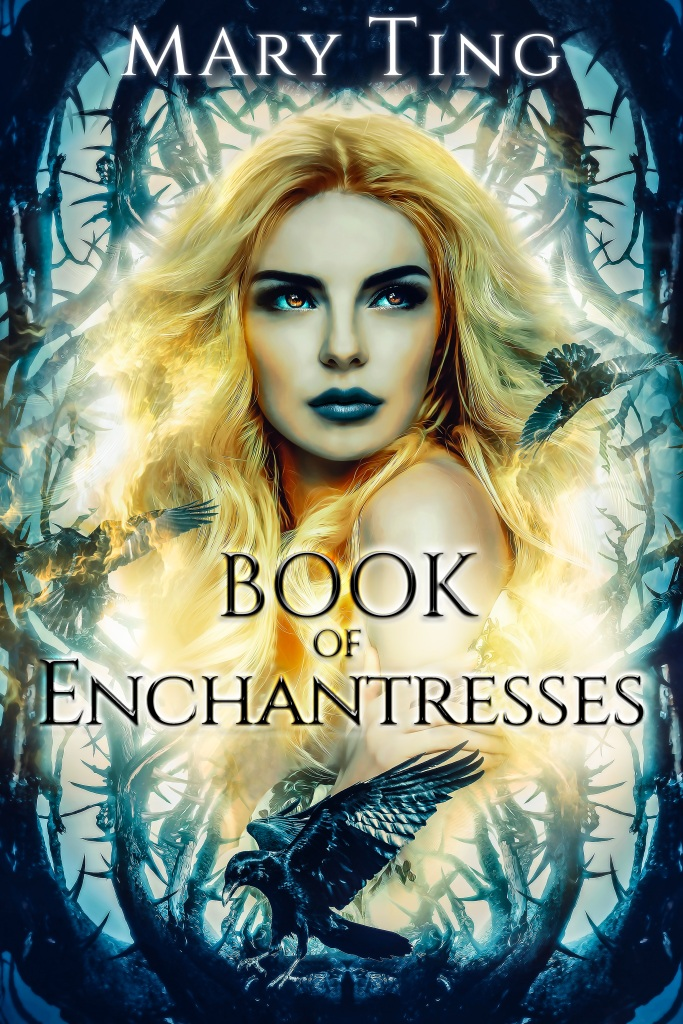 Mary Ting Enchantresses COVER