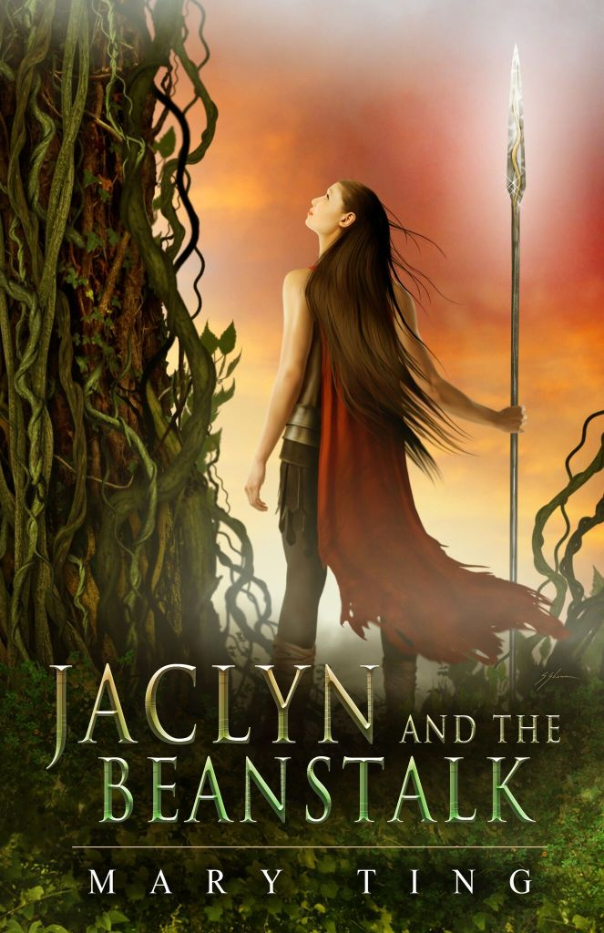 Mary Ting Jacyln Beanstalk COVER
