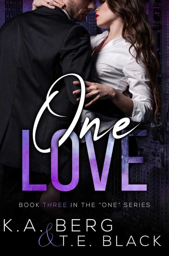 #3 One Love E-Cover KA Berg _ T.E. Black