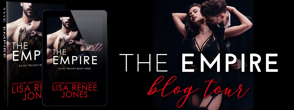 EMPIRE blog tour banner