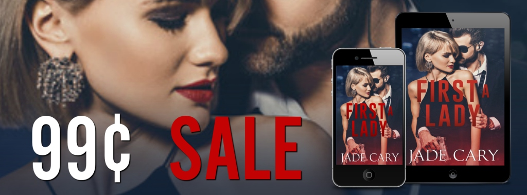 FIRST A LADY BANNER 99C
