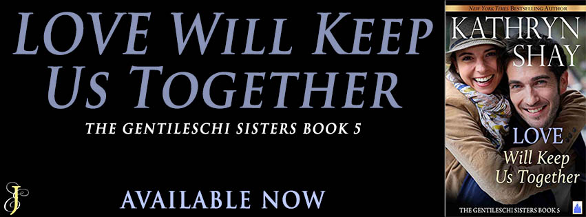 Love Will Keep Us Together Banner
