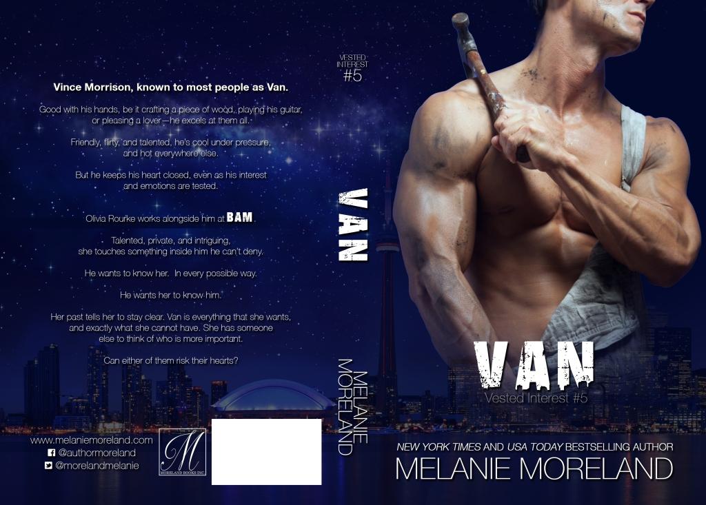 Melanie Moreland Van FULL COVER