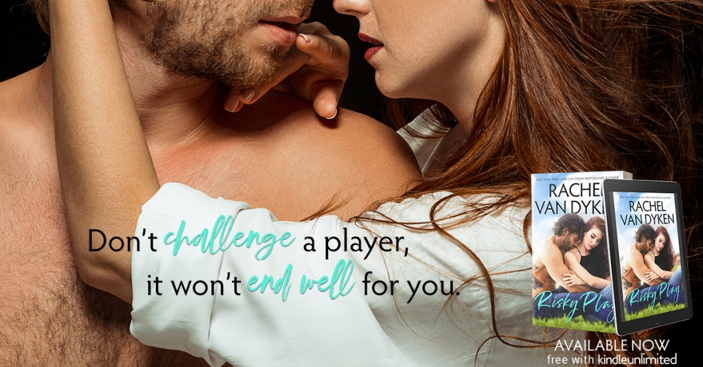 RISKY PLAY Release Blitz